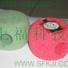 海绵玩具异形海绵玩具海绵工艺品一次成型海绵