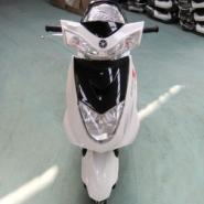 原装迅鹰100cc铝轮摩托车图片