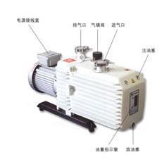 供应德国莱宝真空泵D60C 莱宝单级旋片泵专用油GS77
