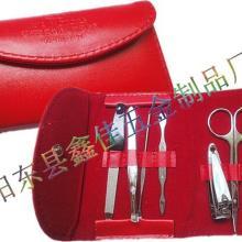 供应KTZ-21修甲套装【眉剪、眉夹、锉子、指甲钳】美甲套装、美容套