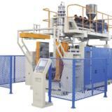 供应金纬50LPVC全自动塑料中空成型机