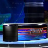 电视台演播室系统集成图片