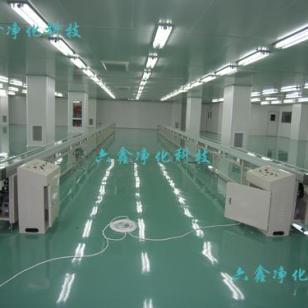 实验室净化装修公司图片