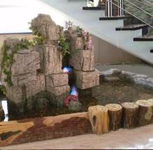 供应佳木斯仿石仿木仿真景观雕塑