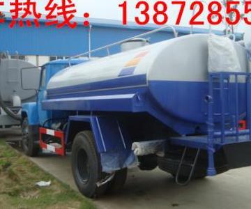 供应8-10方洒水车东风天锦绿化喷洒车:13872855755图片
