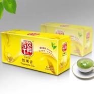 薄荷铁观音加工保健茶生产养生茶图片