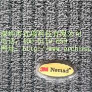 供应3M4000地毯型地垫 门口垫 橡胶防滑垫