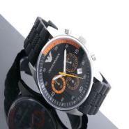 阿玛尼AR5878经典时尚运动男士手表图片