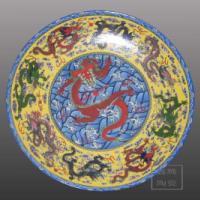 供应35CM陶瓷纪念盘