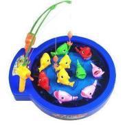 大号小猫钓鱼玩具图片