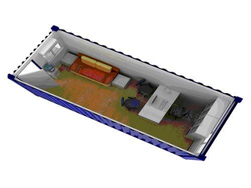 20GP经理集装箱房图片|20GP经理集装箱房样