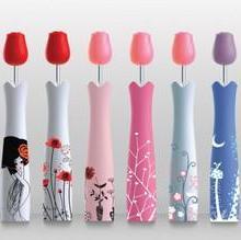 时尚创意玫瑰花瓶伞 太阳伞 晴雨伞 防紫外线伞 遮阳伞 多款选
