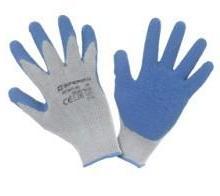 供应DEXGRIP天然乳胶涂层工作手套图片