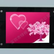 19寸钢化玻璃数码相框高档播放器图片