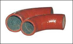 供应供应陶瓷耐磨管 耐磨陶瓷弯头