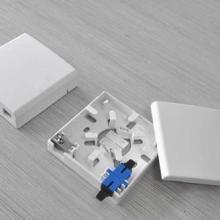 信息面板,ABS光口插座, FTTH光纤桌面盒 光纤盒