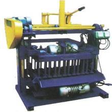 QMJ-A固定式空心砌块成型机 加气混泥土 蒸养砖设备 免烧砖机图片