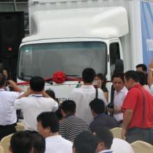 供应五十铃700P5米厢式货车