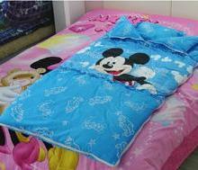 供应睡袋 睡袋个性印花 睡袋印花加工 家纺印花