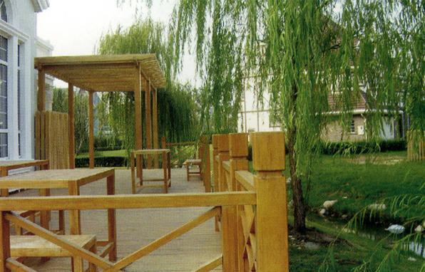 供应园林设施承包