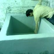 水池防酸水泥防酸树脂图片