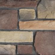 湖南长沙人造文化石背景墙图片