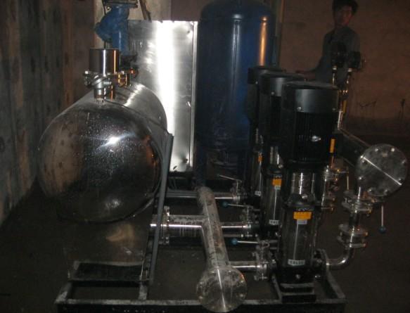 供应新疆乌鲁木齐恒压供水设备主要特点,性能,恒久如一,用心,省心,更