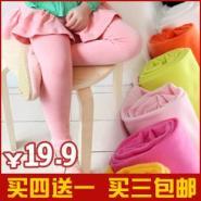 韩版儿童打底裤图片