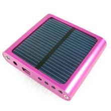 供应炫彩太阳能手机充电器SMC7800