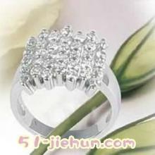 供应光彩夺目的钻石首饰