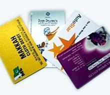 供应PVC卡磁条卡条码卡磨纱卡