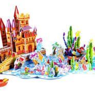 DIY益智玩具拼图图片