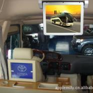 15寸车载电动影视显示器广告机图片