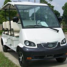 供应电动景区观光车。供应深圳锂电池观光车-快速充电图片