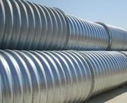 钢带辊压推进螺旋卷曲成圆连线焊接图片