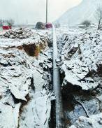 周口市非开挖顶管,非开挖工程施工,甘肃顶管,PE管道销售,价格