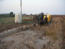 供应清水县定向钻施工队热力管道铺设图片