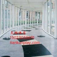 沙坪坝区办公室PVC地板图片