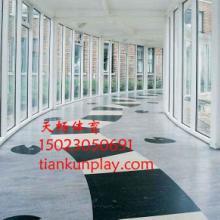 供应奉节县最便宜的PVC地板,重庆南岸区PVC地板哪有卖塑胶篮球场施工图片