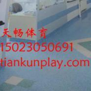 重庆大渡口区办公室PVC地板图片