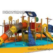 大型木质玩具专业安装图片