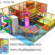 重庆室内儿童游乐园安装厂家图片