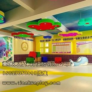 南川区幼儿园设计装修图片