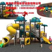 重庆大型组合滑梯图片