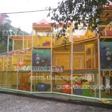 供应潼南县充气城堡什么价/重庆巫山县广场大型充气玩具/万州区儿童游乐园淘气堡安装图片