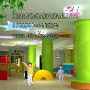 重庆幼儿园设计装修公司图片