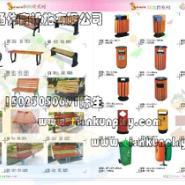 江津区木质休闲椅图片