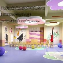 重庆公园非标滑梯玩具设计,四川儿童综训拓展器材,重庆荣昌幼儿园设计装修公司图片