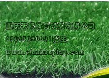 重庆一线地产人造草坪供应商图片