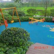 潼南县运动防护安全地垫图片